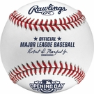 Rawlings Official 2017 Opening Day MLB Baseball - Model Number: ROMLBOD17