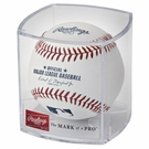 Rawlings Official MLB Baseball and Display Cube - Model Number:  ROMLB-R - Manfred