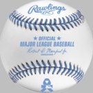 Rawlings Official MLB Fathers Day Baseball - Model Number: ROMLBDAD
