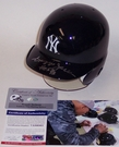 Reggie Jackson - Riddell - Autographed Batting Mini Helmet - New York Yankees - PSA/DNA
