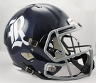 Rice Riddell NCAA Full Size Deluxe Replica Speed Football Helmet