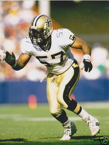 22cfdebbfb0 Rickey Jackson - New Orleans Saints - Autograph Signing March 17th
