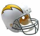 San Diego Chargers 1961-1973 Throwback Riddell NFL Full Size Deluxe Replica Football Helmet