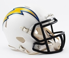 San Diego Chargers Speed Revolution Riddell Mini Football Helmet