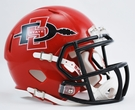 San Diego State Aztecs Speed Revolution Riddell Mini Football Helmet
