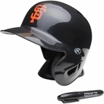 San Francisco Giants Major League Baseball® MLB Mini Batting Helmet