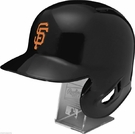 San Francisco Giants - Rawlings Full Size MLB Batting Helmet - Model Number: MLBRL-SFG