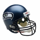 Seattle Seahawks 2002-2011 Throwback Riddell NFL Full Size Deluxe Replica Football Helmet