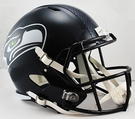 Seattle Seahawks Riddell NFL Full Size Deluxe Replica Speed Football Helmet