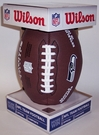 Seattle Seahawks - Wilson F1748 Composite Leather Full Size Football
