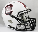 South Carolina Gamecocks Riddell NCAA Full Size Deluxe Replica Speed Football Helmet