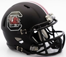 South Carolina Gamecocks Speed Revolution Riddell Mini Football Helmet