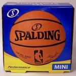 Spalding Mini NBA Basketball