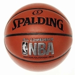 Spalding - NBA All Conference Indoor / Outdoor Full Size Basketball - 74-803