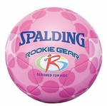 Spalding Rookie Gear Soccer Ball - Pink - Size 3