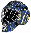 St. Louis BlueS Full Size Youth Goalie Mask