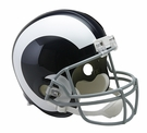St. Louis Rams 1965-1972 Throwback Riddell NFL Full Size Deluxe Replica Football Helmet