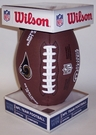 St. Louis Rams - Wilson F1748 Composite Leather Full Size Football