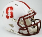 Stanford Cardinals Speed Revolution Riddell Mini Football Helmet