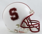 Stanford Cardinals VSR4 Riddell Mini Football Helmet