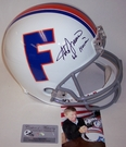 Steve Spurrier - Full Size Riddell Football Helmet - Florida Gators
