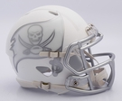 Tampa Bay Bucs - ICE alternate Speed Riddell Mini Football Helmet