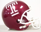 Temple Owls Riddell NCAA Full Size Deluxe Replica Football Helmet