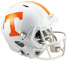 Tennessee Vols Volunteers Riddell NCAA Full Size Deluxe Replica Speed Football Helmet