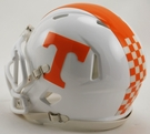 Tennessee Volunteers Speed Riddell Mini Football Helmet
