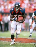 Terrell Davis - Denver Broncos - Autograph Signing Deadlline for Mail in items September 25th, 2020
