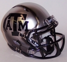 Texas A&M ICE Speed Riddell Mini Football Helmet