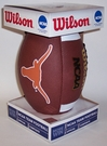 Texas Longhorns Logo Full Size Football - Wilson F1738