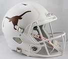 Texas Longhorns Riddell NCAA Full Size Deluxe Replica Speed Football Helmet