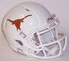 Texas Longhorns Speed Riddell Mini Football Helmet