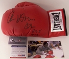 Thomas Hearns Autographed Everlast Boxing Glove - PSA/DNA