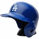 Tommy LaSorda - Autographed Los Angeles Dodgers Mini Batting Helmet