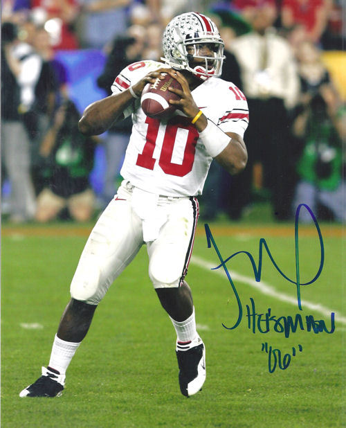 a7b50972619 Troy Smith - Ohio State Buckeyes - Autograph Signing August 1st-4th ...