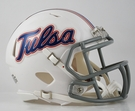 Tulsa Speed Revolution Riddell Mini Football Helmet