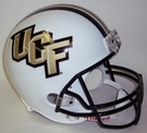 UCF Central Florida Knight Bruins Riddell NCAA Full Size Deluxe Replica Football Helmet