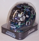 Vancouver Canucks Franklin Sports NHL Mini Goalie Mask