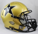 Vanderbilt Riddell NCAA Full Size Deluxe Replica Speed Football Helmet