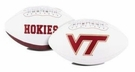 Virginia Tech Hokies Logo Full Size Signature Series Football
