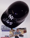 Wade Boggs - Rawlings - Autographed Full Size Authentic Batting Helmet - New York Yankees - PSA/DNA