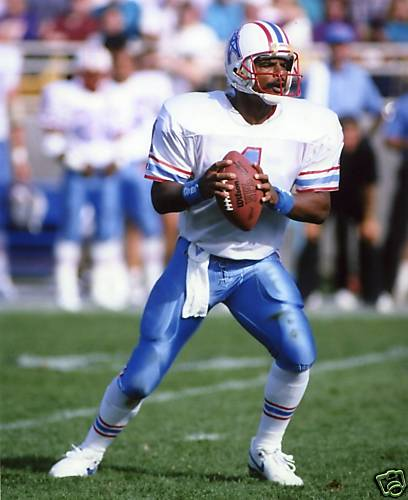 Warren Moon - Houston Oilers - Autograph Signing March 29th   30th ea6e90b4d