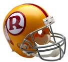 Washington Redskins 1970-1971 Throwback Riddell NFL Full Size Deluxe Replica Football Helmet