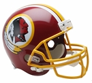 Washington Redskins 1982 Throwback Riddell NFL Full Size Deluxe Replica Football Helmet