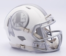 Washington Redskins - ICE alternate Speed Riddell Mini Football Helmet