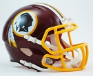 Washington Redskins Speed Revolution Riddell Mini Football Helmet