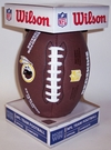 Washington Redskins - Wilson F1748 Composite Leather Full Size Football