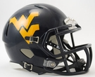 West Virginia Mountaineers Riddell Mini Football Helmet